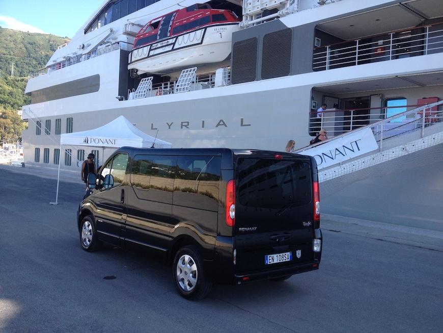 Transfers porti Tropea e Vibo